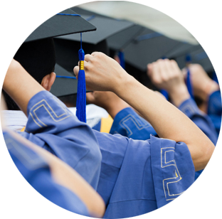 Graduates of universities and technical institutes (Start-ups)