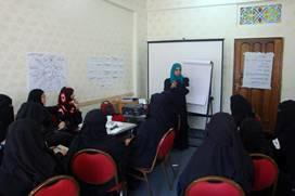 Training for Tadhamon Microfinance Women Clients